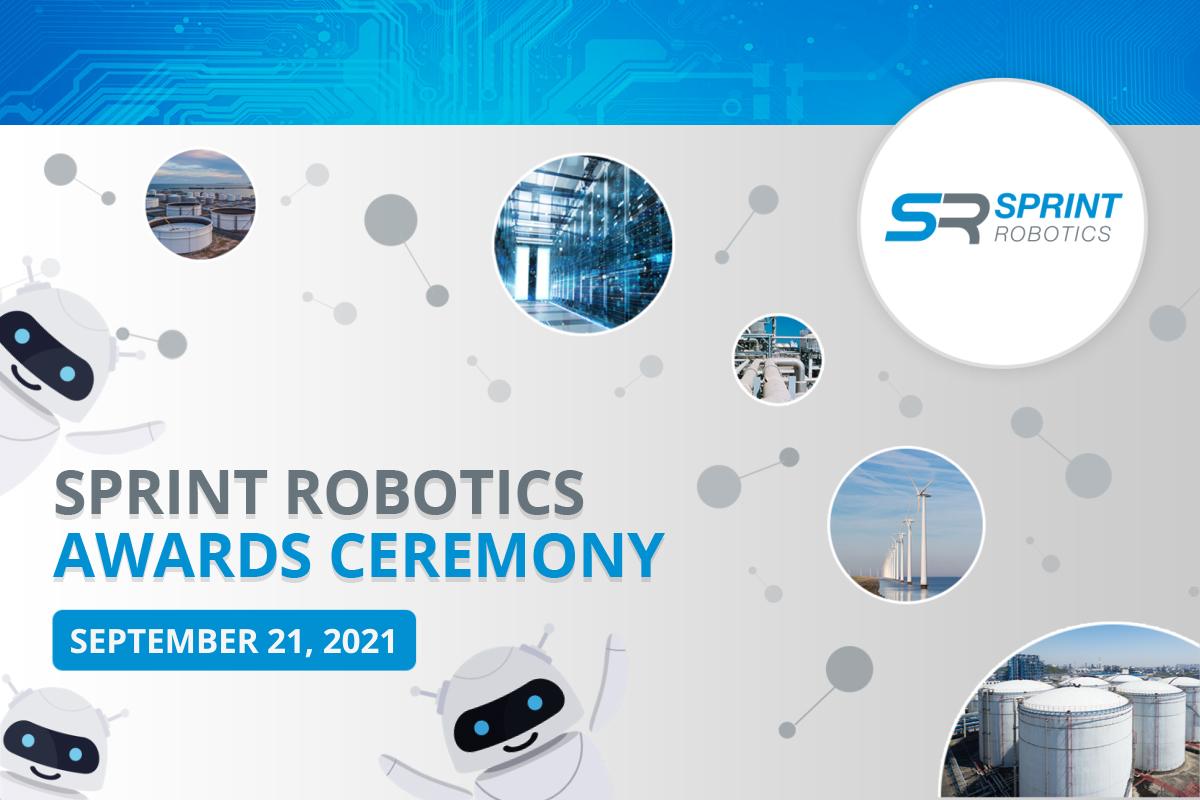 SPRINT Robotics Awards Ceremony