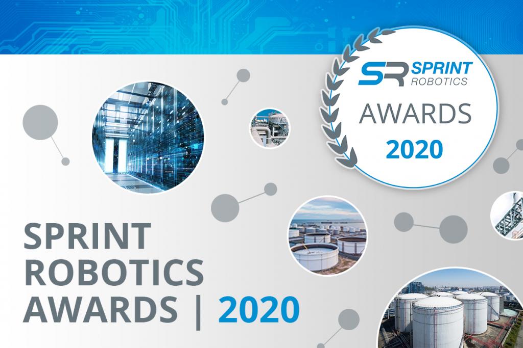 SPRINT Robotics Awards 2020 Winners