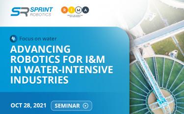 SPRINT Robotics RIMA Water Seminar Robotics